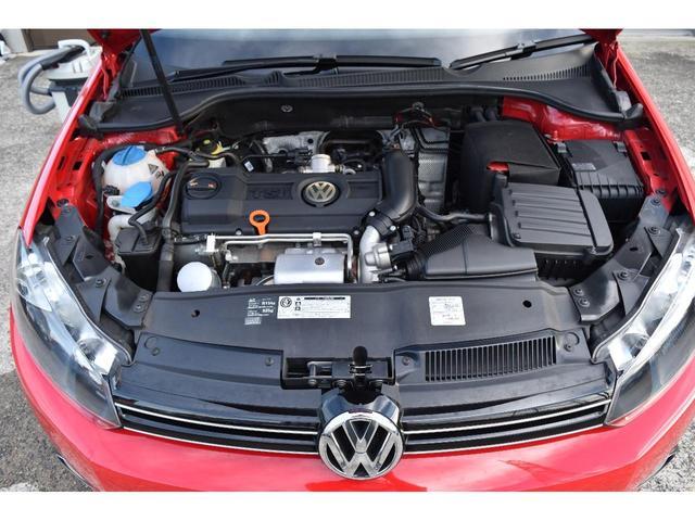 フォルクスワーゲン VW ゴルフ TSIコンフォートライン 1オーナー・禁煙車・Bカメラ・TV