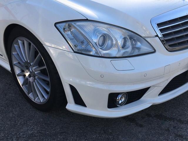 S600ロング S65AMGスタイル ABC対策済み(6枚目)