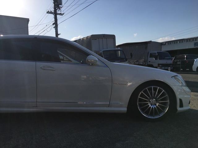 S600ロング S65AMGスタイル ABC対策済み(14枚目)