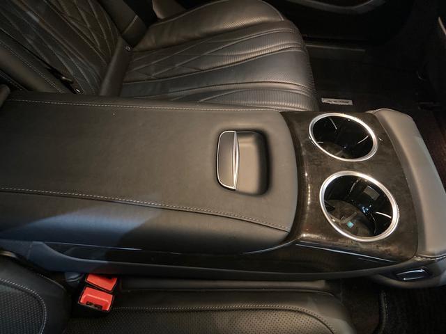 S63 AMG 4マチックロング 左H 黒革 パノラマSR LEDヘッドライト レーダーセーフティ HDDナビ DTV Bカメラ 360° パワーシート シートヒーター ベンチレーター  エアサス キーレスゴー(49枚目)