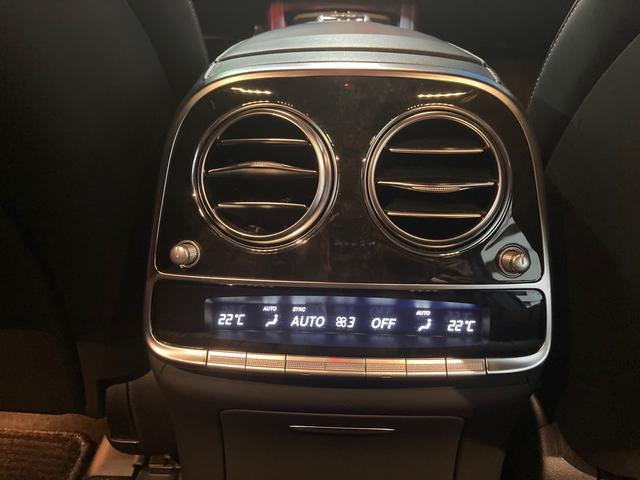 S63 AMG 4マチックロング 左H 黒革 パノラマSR LEDヘッドライト レーダーセーフティ HDDナビ DTV Bカメラ 360° パワーシート シートヒーター ベンチレーター  エアサス キーレスゴー(54枚目)