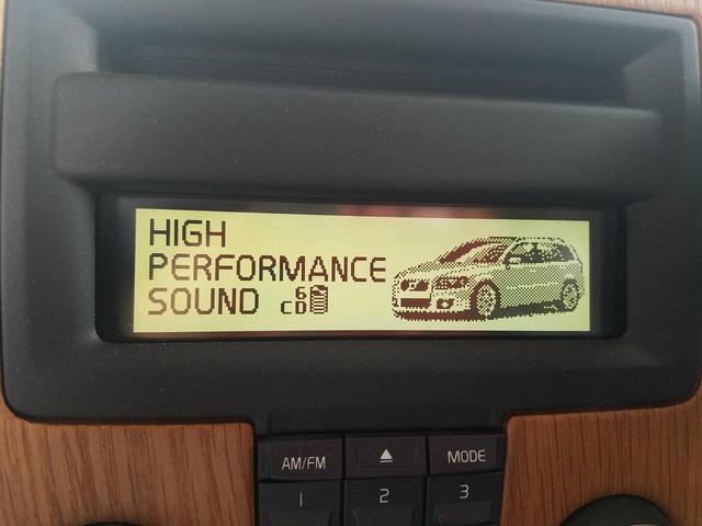HighPerformanceオーディオシステム搭載!