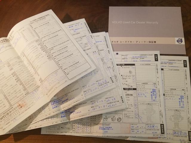 2.5T LE認定中古保証書 記録簿 外サスアルミ 純HDD(8枚目)