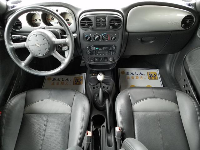 「クライスラー」「クライスラー PTクルーザーカブリオ」「オープンカー」「愛知県」の中古車37