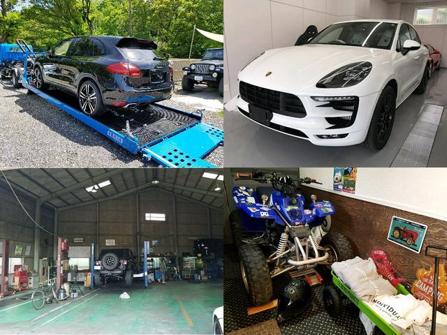 輸入車の新車や登録済未使用車も取扱可能です!輸入バイクの製作やカスタマイズ、ATVなどの4輪バギーも展示中です!楽しく遊んでいただける様、店舗運営を行っておりますので、ぜひお気軽に遊びに来てください!