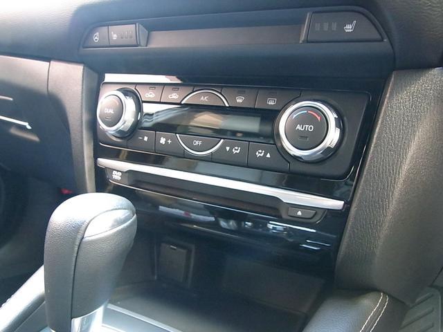 25S Lパッケージ ワンオーナー 黒革 禁煙車 マツダコネクトナビ フルセグ Bカメラ ETC DVD Bluetooth Gベクタリング アドバンストSCBS レーダークルーズ パーキングセンサー 全席シートヒーター(15枚目)