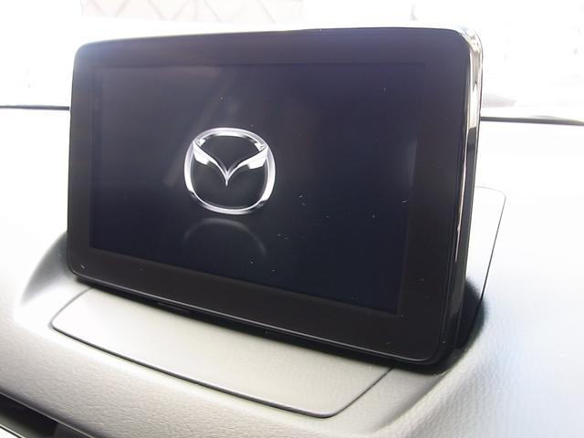 15Sミストマルーン ワンオーナー 禁煙車 マツダコネクトナビ フルセグ 360°カメラ 前後パーキングセンサー DVD Bluetooth スマートシティブレーキ RVM 車線逸脱警報 シート&ステアリングヒーター(9枚目)