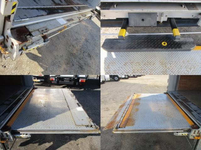 トヨタ トヨエース アルミバン ワイドロング 2トンパネル スライドパワーゲート