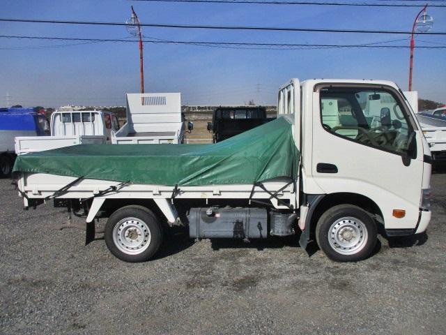トヨタ ダイナトラック 平 全低床シングルT1.25トン AT3方開 荷台ゴムマット