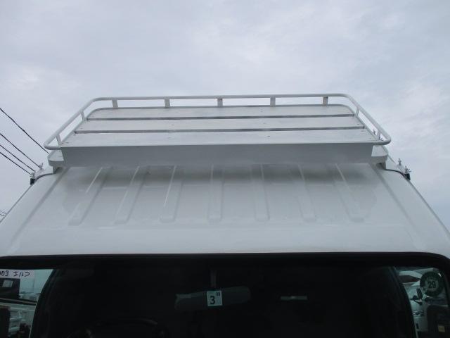平 アルミブロック 2段あおり 全低床 2トン 荷台鉄板張(19枚目)