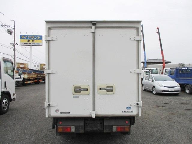 パネルバン 4WD 工作車 パワーゲート 積載2トン(3枚目)