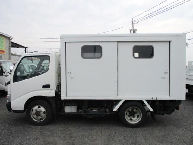 パネルバン 4WD 工作車 パワーゲート 積載2トン(5枚目)