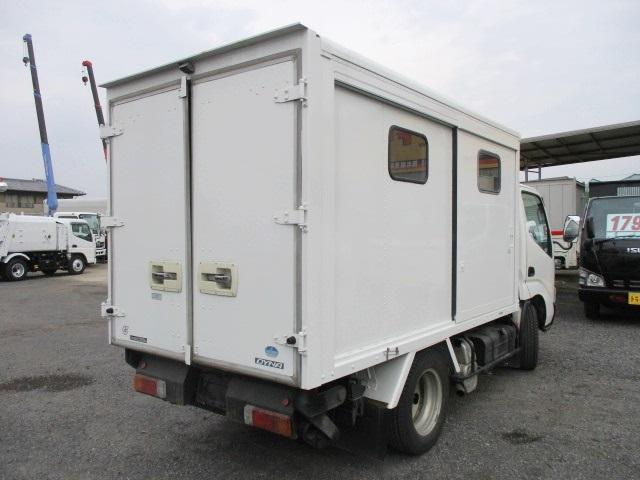 パネルバン 4WD 工作車 パワーゲート 積載2トン(8枚目)
