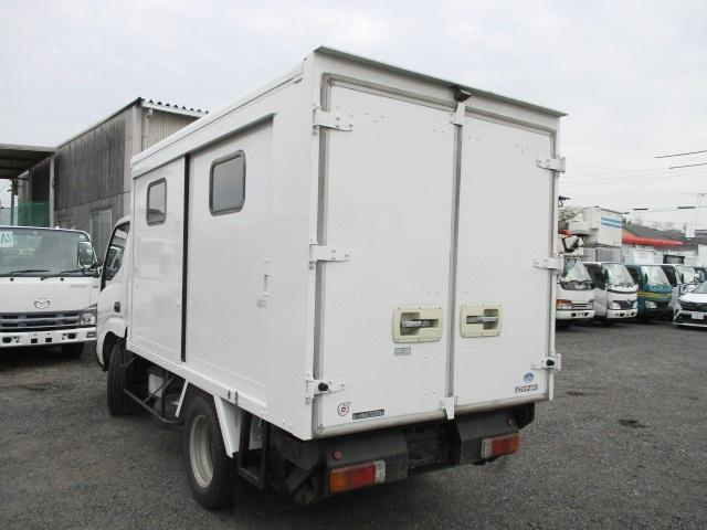 パネルバン 4WD 工作車 パワーゲート 積載2トン(9枚目)