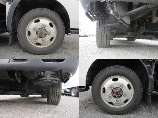 パネルバン 4WD 工作車 パワーゲート 積載2トン(12枚目)
