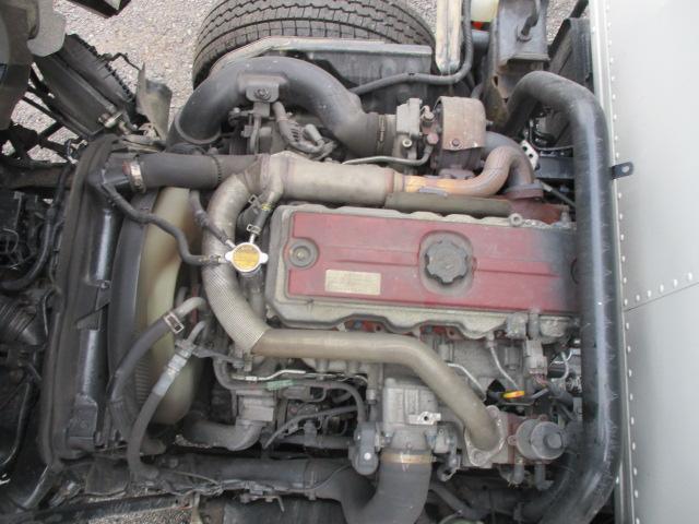 パネルバン 4WD 工作車 パワーゲート 積載2トン(19枚目)