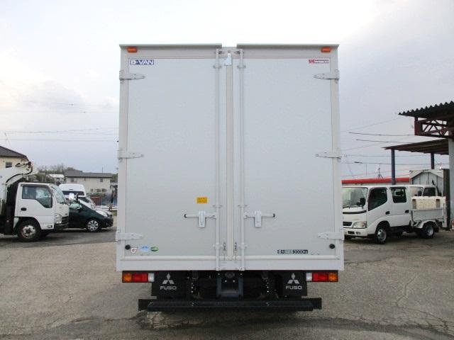 三菱ふそう キャンター アルミバン 積載3トン ワイドロング サイド扉 レール2段