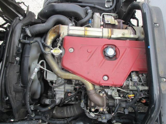 トヨタ ダイナトラック アルミバン 垂直パワーゲート サイド扉 積載2トン