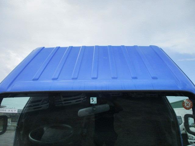 いすゞ エルフトラック ダンプ 積載3トン 強化ボディ 全低床 中間ピン強化アングル