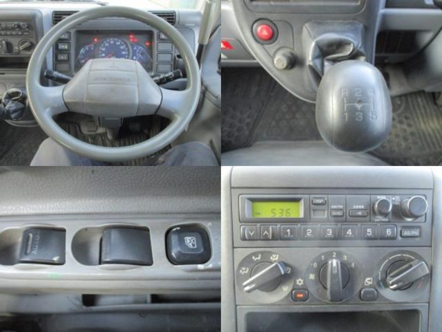 高所作業車 作業床高12m タダノ製AT121 新車時架装(16枚目)
