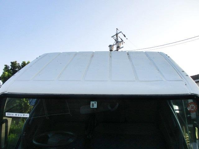 高所作業車 作業床高12m タダノ製AT121 新車時架装(19枚目)
