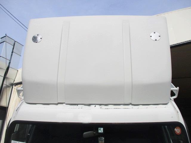 アルミウイング ワイド超超ロング5.5m 3.5t 荷台鉄板(19枚目)