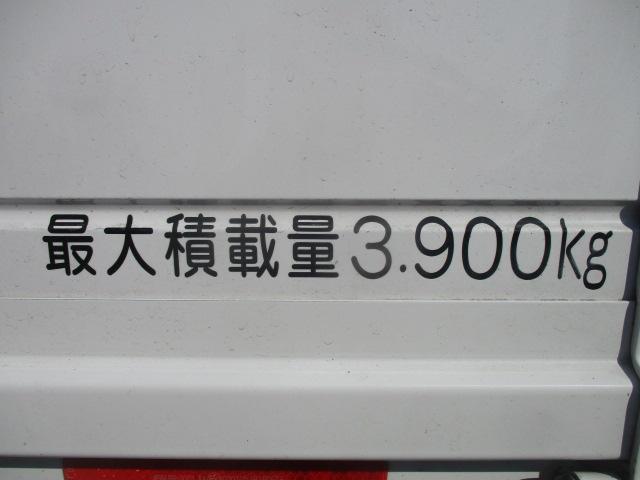 平ボディ 積載3.9t ベット付キャブ AAC 矢崎デジタコ(11枚目)