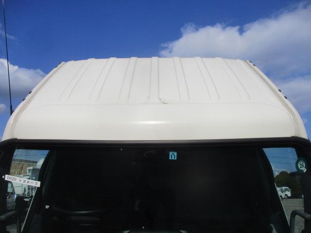 平ボディ 積載2t 標準 ロング 低床 ジャストロー 幌付(19枚目)