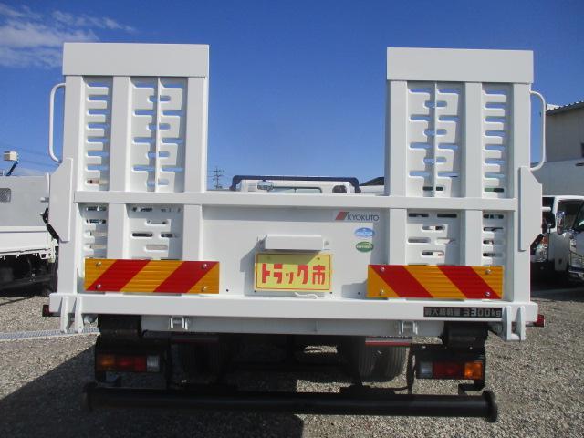 積載車 ラジコン 極東フラトップZERO 積載3300kg(3枚目)