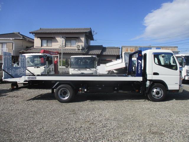 積載車 ラジコン 極東フラトップZERO 積載3300kg(4枚目)