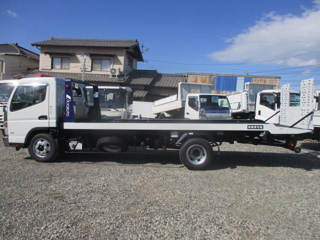 積載車 ラジコン 極東フラトップZERO 積載3300kg(5枚目)