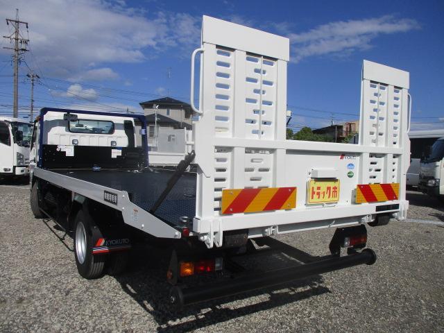 積載車 ラジコン 極東フラトップZERO 積載3300kg(9枚目)