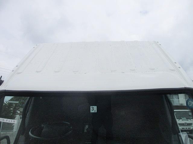 平ボディ 積載2t 全低床10尺 左ミラー電格 シートカバー(19枚目)