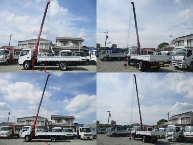 4段クレーン超ロング ワイド ラジコン 積載3500kg(10枚目)