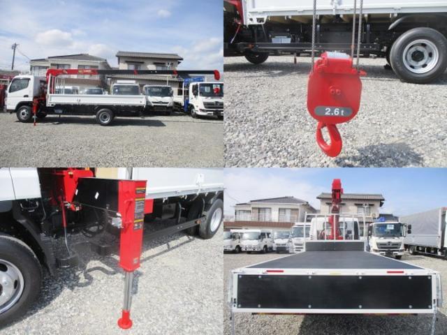 4段クレーン超ロング ワイド ラジコン 積載3500kg(12枚目)