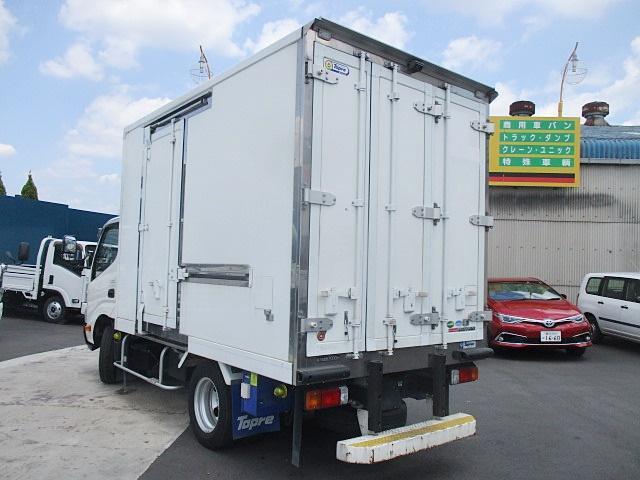 低温冷凍車スタンバイ マイナス30度設定(7枚目)