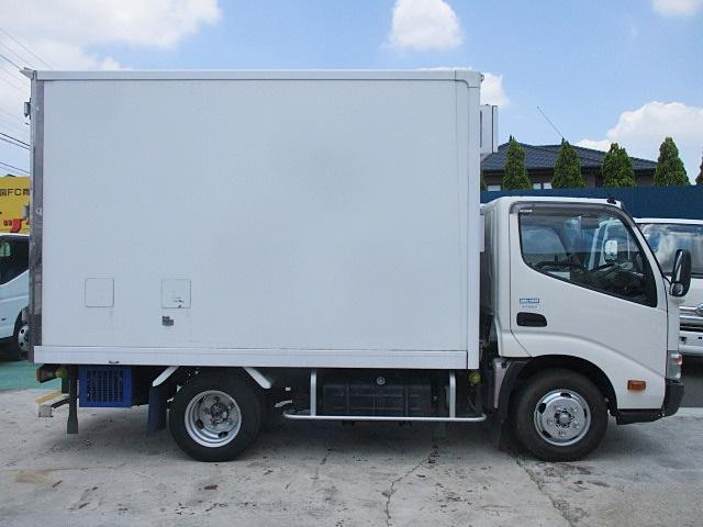 低温冷凍車スタンバイ マイナス30度設定(8枚目)