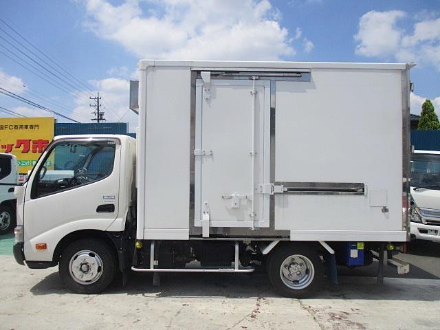低温冷凍車スタンバイ マイナス30度設定(9枚目)