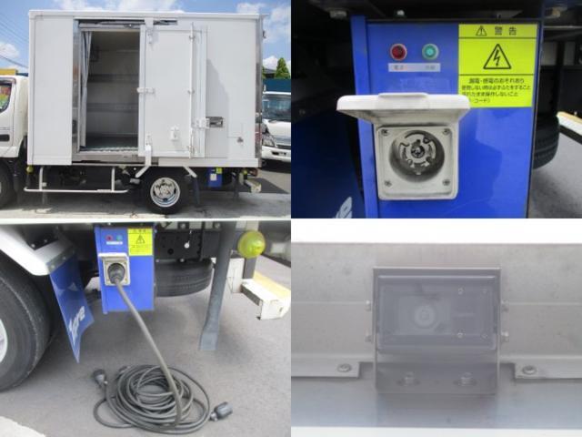 低温冷凍車スタンバイ マイナス30度設定(12枚目)