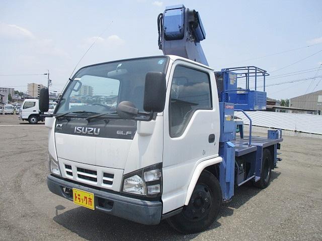 高所作業車 作業床高さ12M タダノ AT121(2枚目)