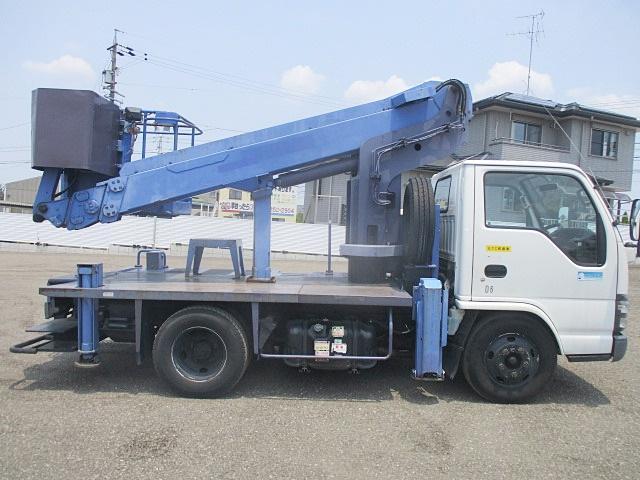 高所作業車 作業床高さ12M タダノ AT121(8枚目)