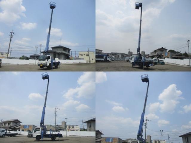 高所作業車 作業床高さ12M タダノ AT121(11枚目)