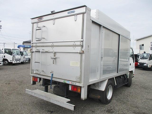 ボトルカー ベンディングカー 積載3トン ルーフラック(5枚目)