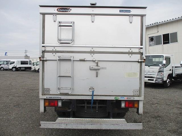 ボトルカー ベンディングカー 積載3トン ルーフラック(6枚目)