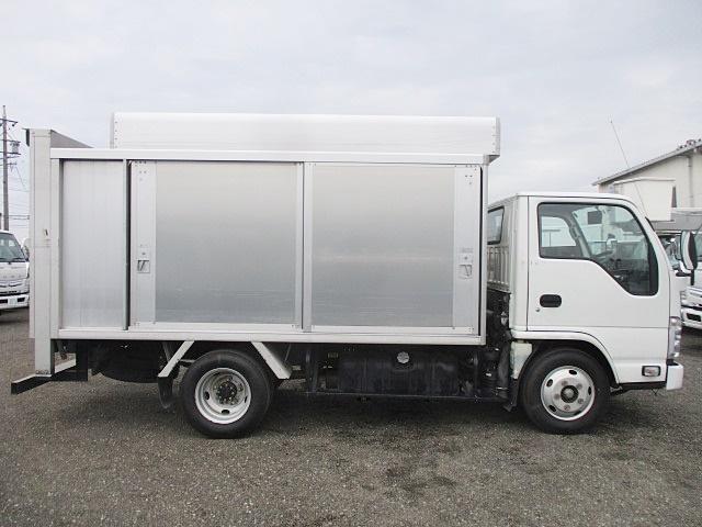 ボトルカー ベンディングカー 積載3トン ルーフラック(8枚目)