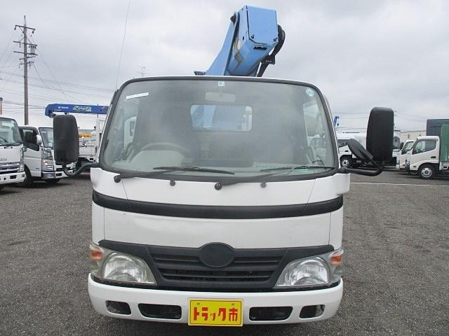 高所作業車 アイチ SS10A 新車時架装 作業床高9.7M(3枚目)