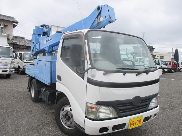 高所作業車 アイチ SS10A 新車時架装 作業床高9.7M(4枚目)