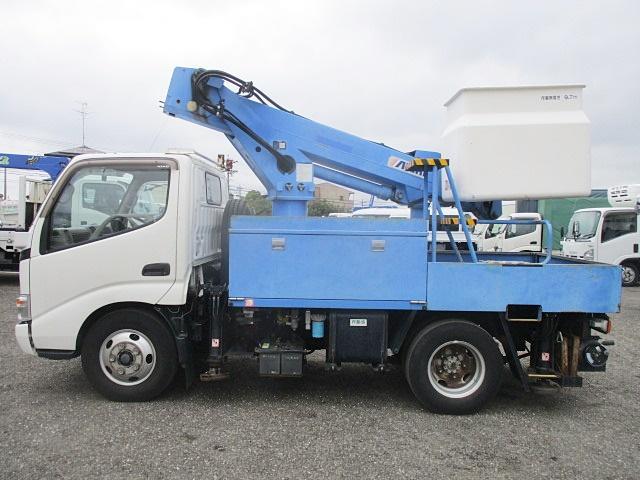 高所作業車 アイチ SS10A 新車時架装 作業床高9.7M(9枚目)