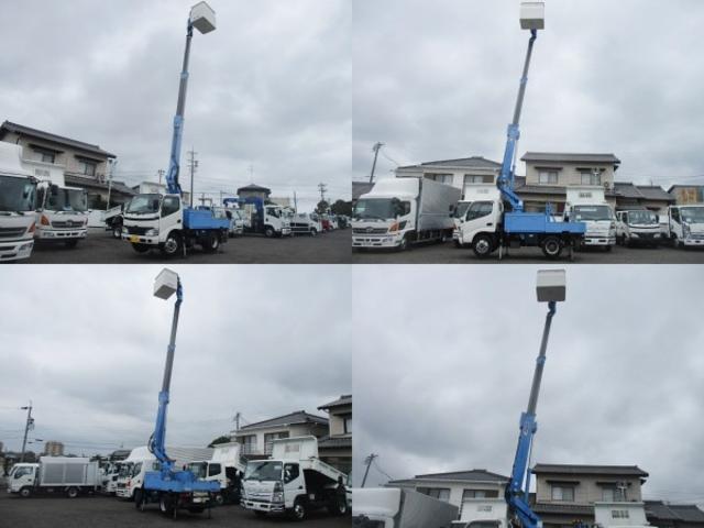 高所作業車 アイチ SS10A 新車時架装 作業床高9.7M(11枚目)