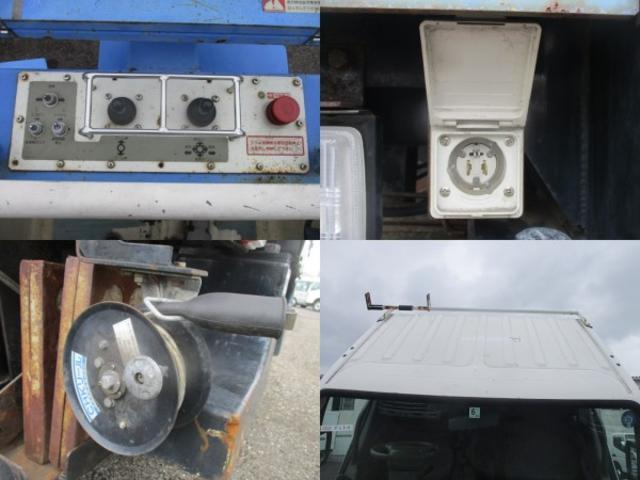 高所作業車 アイチ SS10A 新車時架装 作業床高9.7M(14枚目)